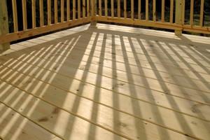 ellijay deck staining