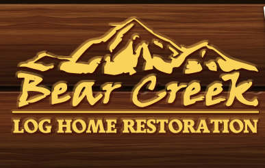 Bear Creek Log Home Restoration